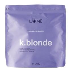 K.blonde Bleaching Clay Plaukų šviesinimo kremas - molis, 450g