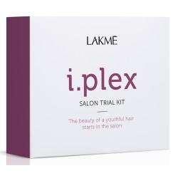 I.PLEX TRIAL KIT Atstatomųjų plaukų priežiūros priemonių rinkinys, 3x100ml