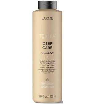 Lakme Teknia Deep Care Shampoo Atstatomasis šampūnas, 1000 ml | inbeauty.lt