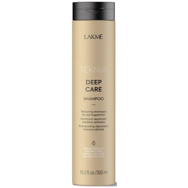 Teknia Deep Care Shampoo Atstatomasis šampūnas, 300 ml