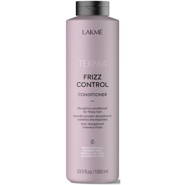 Teknia Frizz Control Conditioner Nenuplaunamas kondicionierius nepaklusniems plaukams, 1000ml