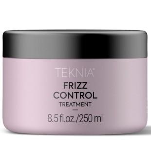 Lakme Teknia Frizz Control Treatment Kaukė nepaklusniems plaukams, 250ml | inbeauty.lt
