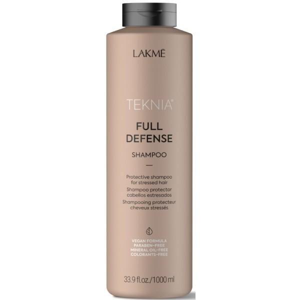 Teknia Full Defence Shampoo Apsauginis šampūnas, 1000 ml