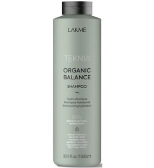 Lakme Teknia Organic Balance Shampoo Drėkinamasis šampūnas, 1000 ml | inbeauty.lt