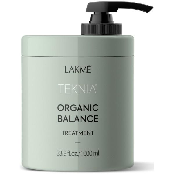 Teknia Organic Balance Treatment Drėkinamoji kaukė plaukams, 1000ml