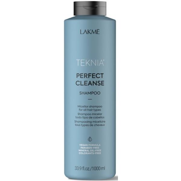 Teknia Perfect Cleanse Shampoo Giliai valantis šampūnas, 1000 ml