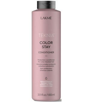 Lakme Teknia Color Stay Conditioner Kondicionierius dažytiems plaukams, 1000 ml | inbeauty.lt
