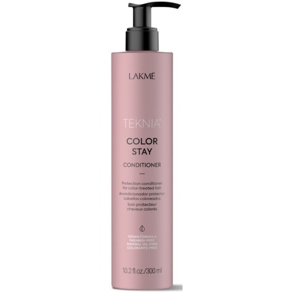 Teknia Color Stay Conditioner Kondicionierius dažytiems plaukams 300 ml