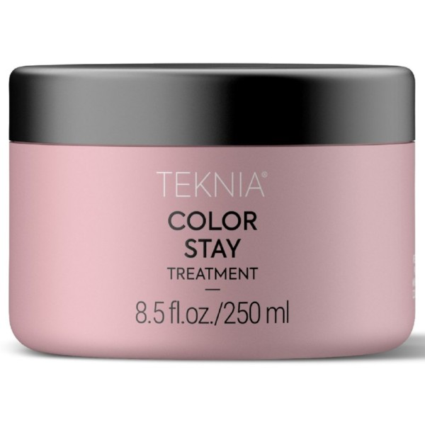 Teknia Color Stay Treatment Kaukė dažytiems plaukams, 250 ml