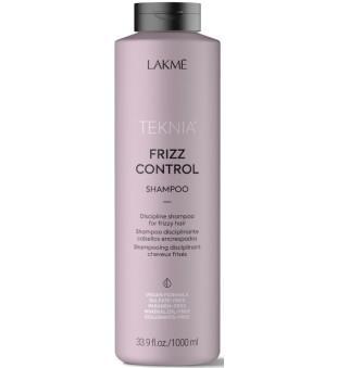 Lakme Teknia Frizz Control Shampoo Šampūnas nepaklusniems plaukams, 1000ml | inbeauty.lt