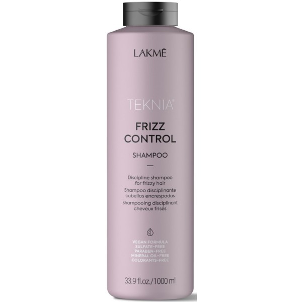 Teknia Frizz Control Shampoo Šampūnas nepaklusniems plaukams, 1000ml