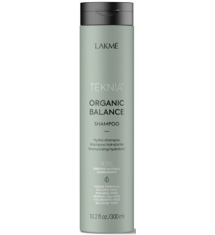 Lakme Teknia Organic Balance Shampoo Drėkinamasis šampūnas, 300ml | inbeauty.lt