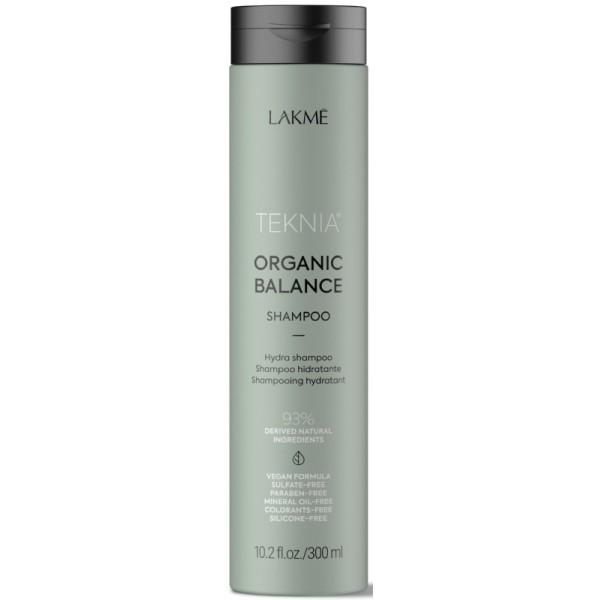 Teknia Organic Balance Shampoo Drėkinamasis šampūnas, 300ml