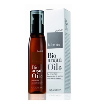 Lakme K.therapy Bio Argan Oil Argano aliejus plaukams, 125 ml | inbeauty.lt