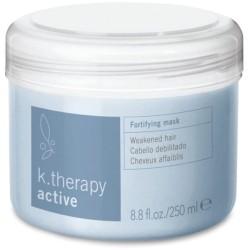 K.therapy Active Fortifying Mask Atstatanti kaukė slenkantiems plaukams, 250 ml