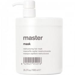 Atstatanti plaukus po dažymo kaukė, MASTER , 1000 ml