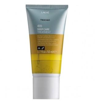 Lakme Atstatomasis kremas plaukams TEKNIA DEEP CARE, 50 ml | inbeauty.lt