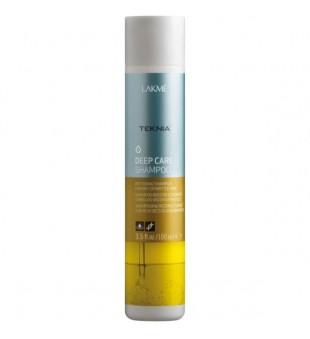 Lakme Teknia Deep Care Shampoo Atstatomasis šampūnas, 100 ml | inbeauty.lt