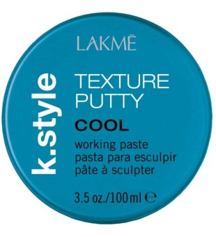 Lakme K.style Texture Putty Cool Working Paste Formavimo pasta, 100 ml | inbeauty.lt