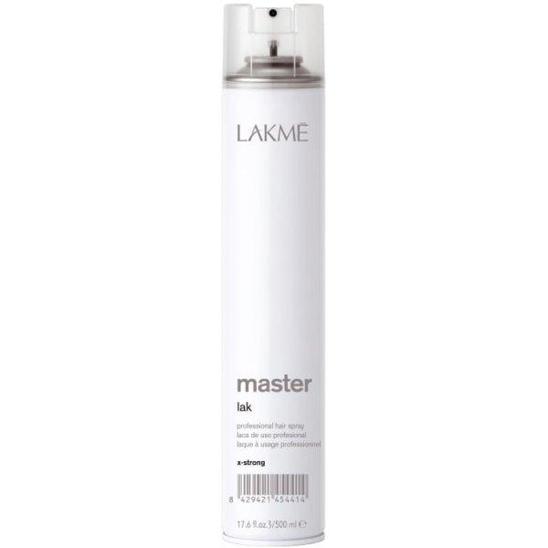 Master Lak X-Strong Labai stiprios fiksacijos plaukų lakas, 500 ml