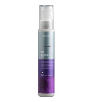 Lakme Plaukus tiesinantis gelis TEKNIA STRAIGHT, 100 ml | inbeauty.lt