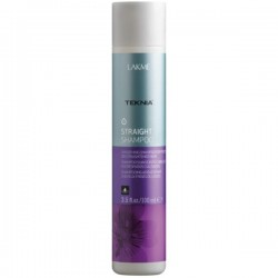 Teknia Straight Shampoo Plaukus tiesinantis  šampūnas, 100 ml