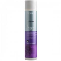 Teknia Straight Shampoo Plaukus tiesinantis šampūnas, 300 ml