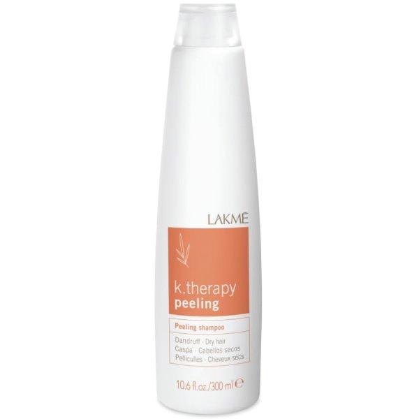 K.therapy Peeling Shampoo Šampūnas nuo pleiskanų sausiems plaukams, 300 ml