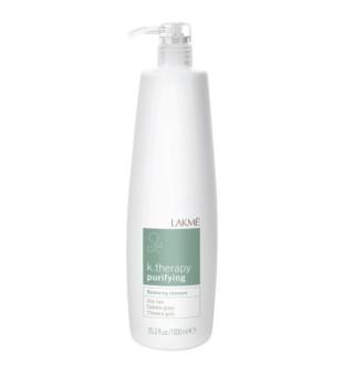 Lakme K. Therapy Purifying Balancing Shampoo Šampūnas riebiems plaukams, 1000 ml | inbeauty.lt