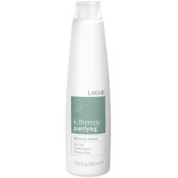 K.therapy Purifying Šampūnas riebiems plaukams, 300 ml