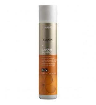 Lakme Teknia Sun Care Shampoo Šampūnas saugantis plaukus nuo UV spindulių, 100 ml   inbeauty.lt