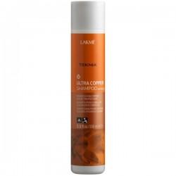 Teknia Ultra Copper Shampoo Šampūnas vario spalva dažytiems plaukams, 100 ml