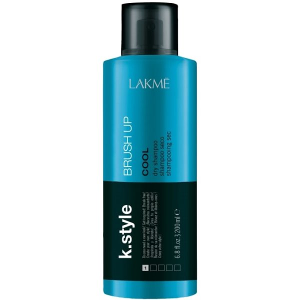 K.style Brush Up Cool Dry Shampoo Sausas šampūnas, 200 ml