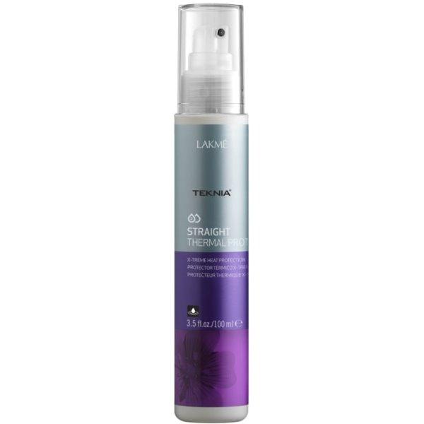 Skystis apsaugantis plaukus nuo karščio TEKNIA STRAIGHT, 100 ml