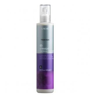 Lakme Skystis apsaugantis plaukus nuo karščio TEKNIA STRAIGHT, 300 ml | inbeauty.lt