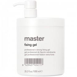 Stiprios fiksacijos želė plaukams, MASTER , 1000 ml