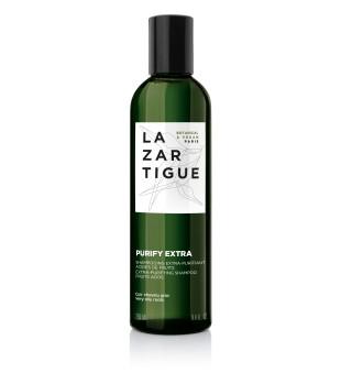 Lazartigue Purify Extra Shampoo Šampūnas itin riebiai galvos odai ir plaukams, 250ml   inbeauty.lt