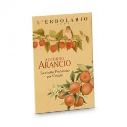 Accordo Arancio Citrusinių vaisių aromato kvapnus vokas, 1 vnt