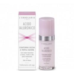 Acido Ialuronico Under Eye Cream Paakių kremas su hialuronu, 30ml