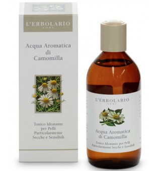 L'Erbolario Acqua Aromatica di Camomilla Veido tonikas su ramunėlių ekstraktu, 200 ml | inbeauty.lt