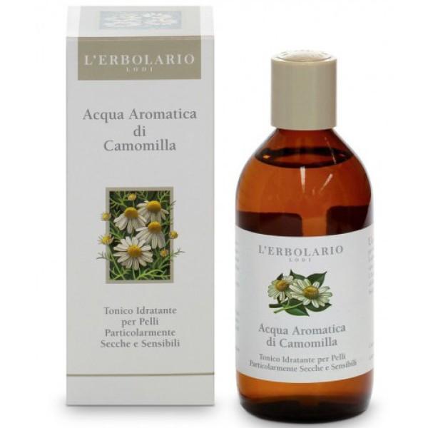 Acqua Aromatica di Camomilla Veido tonikas su ramunėlių ekstraktu, 200 ml