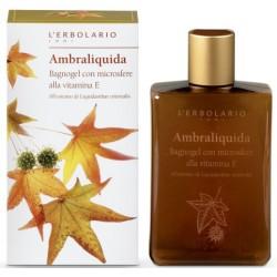 Ambraliquida Dušo gelis su kvapiojo dervamedžio ekstraktu, 250 ml
