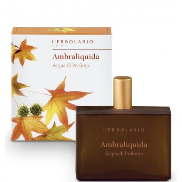 Ambraliquida Eau de Parfum Purškiamas kvapusis vanduo, 100ml
