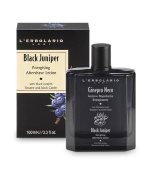 L'Erbolario Black Juniper Losjonas po skutimosi, 100 ml | inbeauty.lt