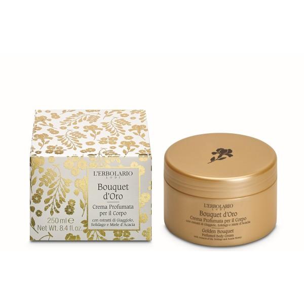 Golden Bouquet Perfumed Body Cream Kūno kremas, 250ml