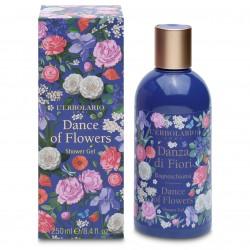 Dance of Flowers Shower Gel Gėlių aromato dušo gelis, 250ml