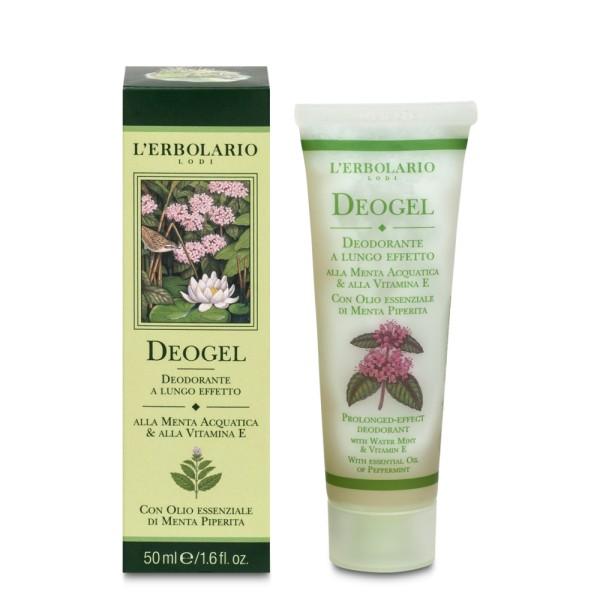 Deogel Tepamas dezodorantas-gelis su mėtomis, 50 ml