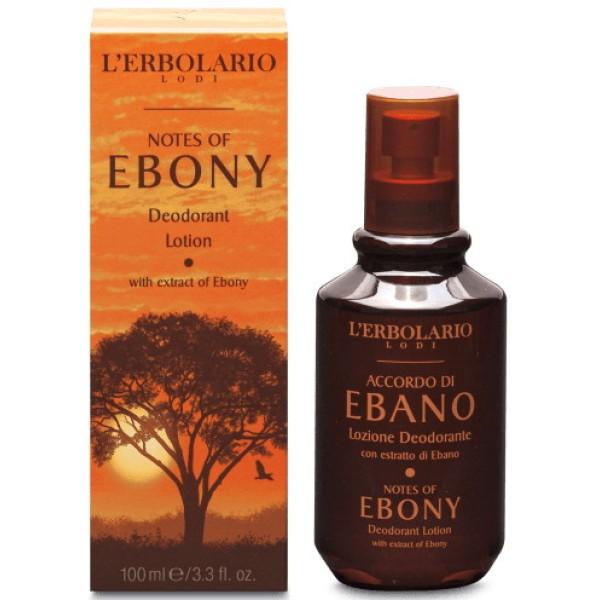Ebony Deodorant Lotion Purškiamas dezodorantas, 100ml