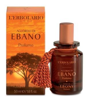 L'Erbolario Ebony EDP Purškiamas parfumuotas vanduo, 50ml | inbeauty.lt