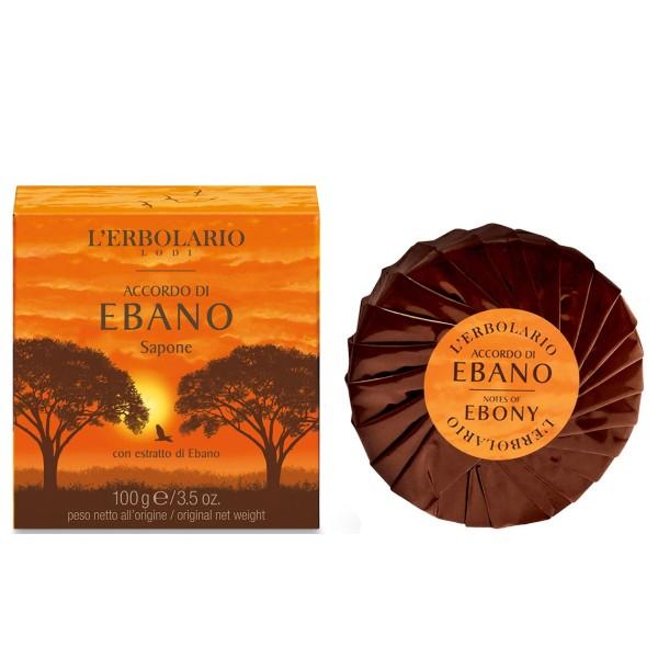 Ebony Perfumed Soap Kvapusis muilas, 100g